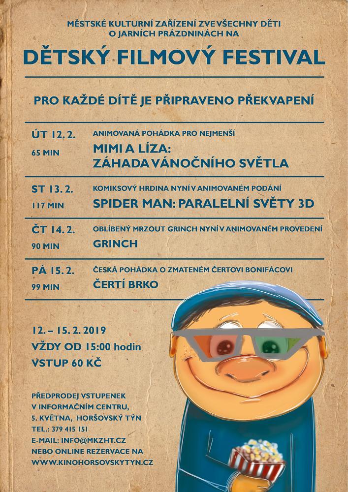 Dětský filmový festival 1