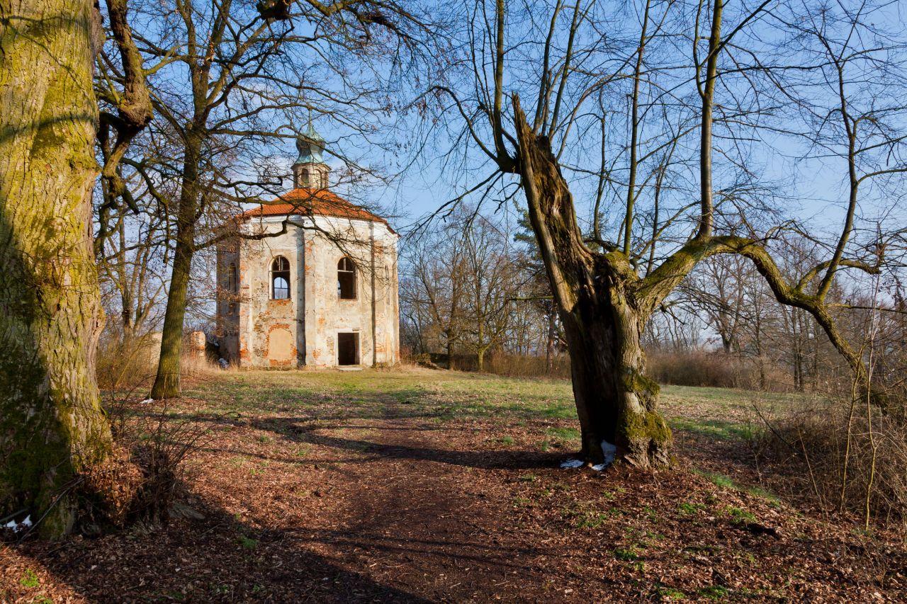 Loretánská kaple - Gloriet
